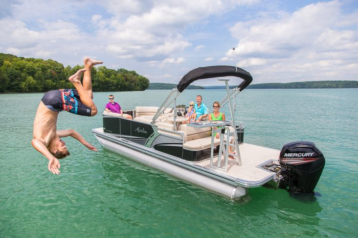 Your Guide To Pontoon Gear