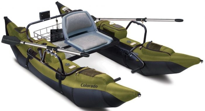 The Colorado Pontoon Is Perfect For The Outdoor Enthusiast