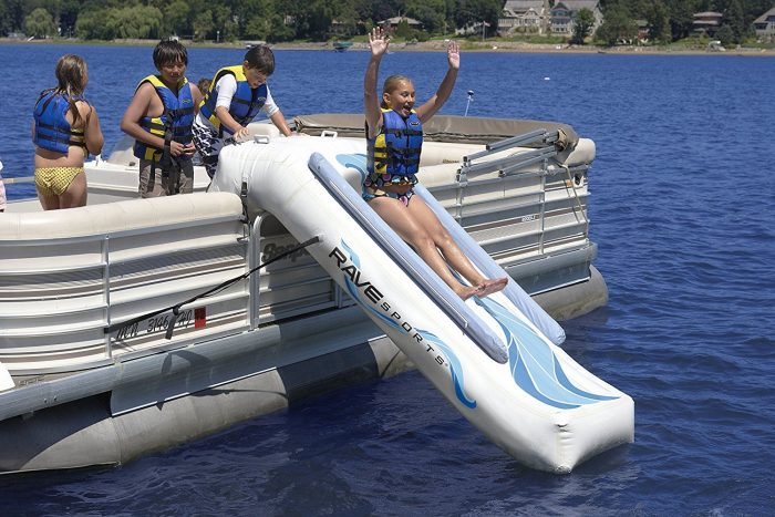 RAVE Sports Pontoon Slide Review