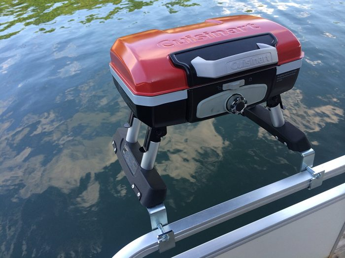 The Best Pontoon Boat Grill And Bracket For 2017