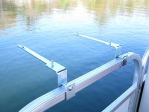 Arnall's Pontoon Grill Bracket