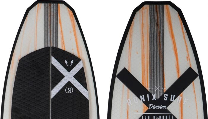 2018 Ronix Hex Shell - Blender Wake Surf Board